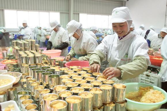 42 Nam Nữ làm thực phẩm 1 năm đợt 3 tại Hiroshima tháng 3/2014