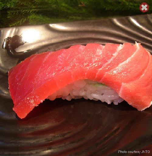 Du lịch Nhật Bản qua thế giới ẩm thực