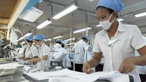 Xuất khẩu lao động Việt Nam năm 2014 sẽ vượt mốc 100.000 người