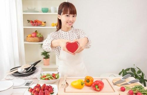 06 bí quyết ăn uống để trẻ lâu của phụ nữ Nhật Bản